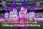 Katy Perry khuấy đảo sân vận động dù đang mang bầu