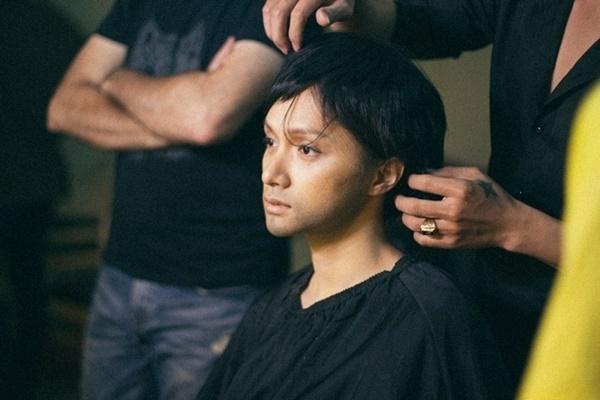 Sao Việt khổ vì hóa trang đóng phim-2