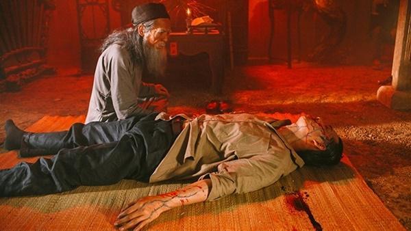 Sao Việt khổ vì hóa trang đóng phim-3