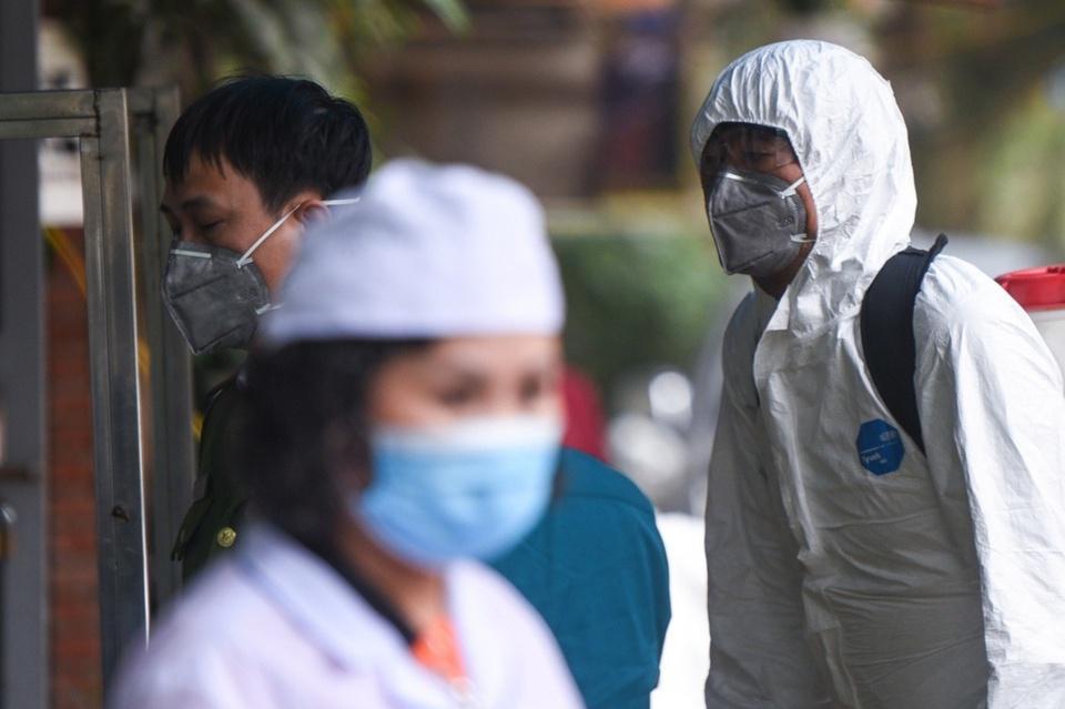 10 tỉnh, thành phố ở Việt Nam có ca dương tính virus corona-1