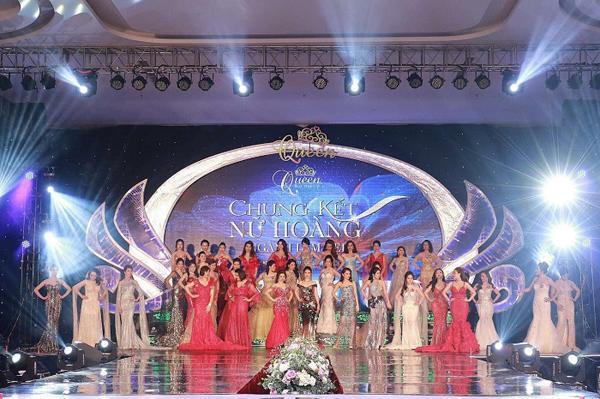 Doanh nhân Phạm Hương - Nữ hoàng có gương mặt khả ái trong cuộc thi Queen Beaut-2