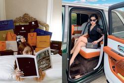 Cuộc sống ngập đồ hiệu của rich kid Việt