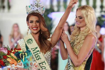 SHOCK: Hoa hậu Trái đất nghiện ma túy