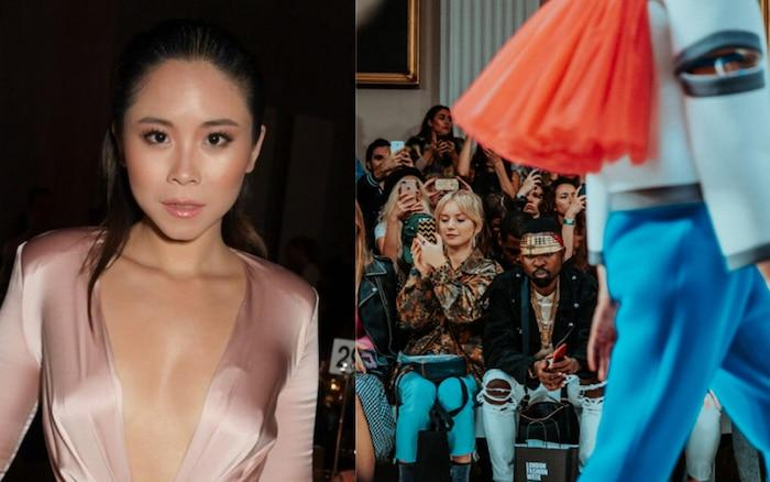Brooklyn Beckham, Rose Black Pink xem show thời trang cùng chị gái bệnh nhân Covid thứ 17-3