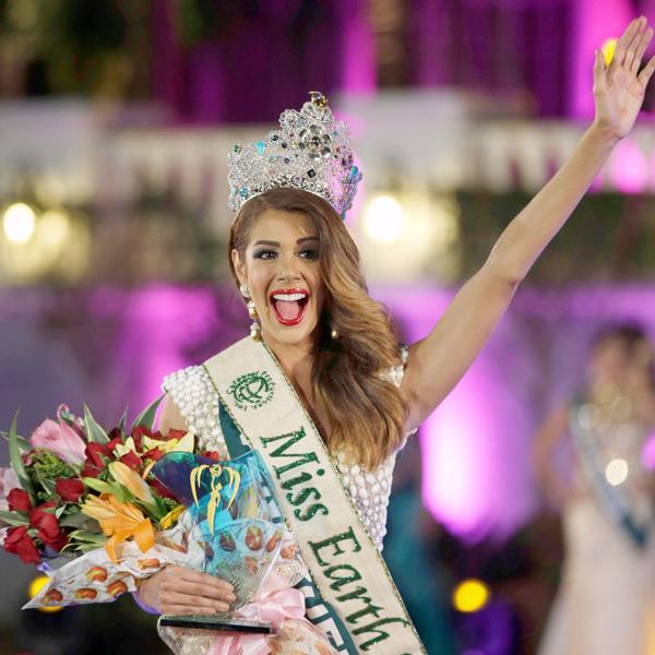 SHOCK: Hoa hậu Trái đất nghiện ma túy-2