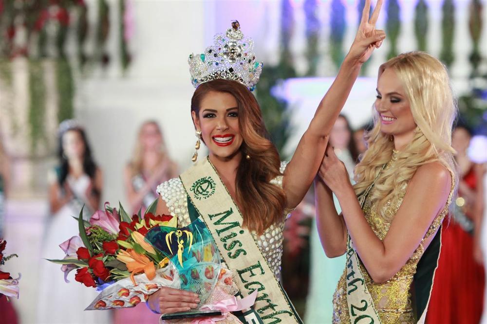 SHOCK: Hoa hậu Trái đất nghiện ma túy-1