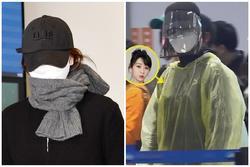 Selena Gomez, Song Hye Kyo đã mặc đồ thế nào để phòng dịch Covid-19?