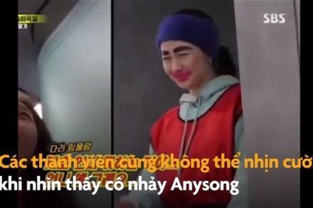 Song Ji Hyo gây cười trong tập đầu Running Man