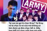 Fan BTS 'khủng bố tinh thần' B Ray hàng giờ - hàng ngày sau khi nam rapper gọi BTS là 'mấy chị'