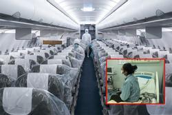 201 hành khách trên chuyến bay 'mang virus corona đến Việt Nam' đang ở đâu?