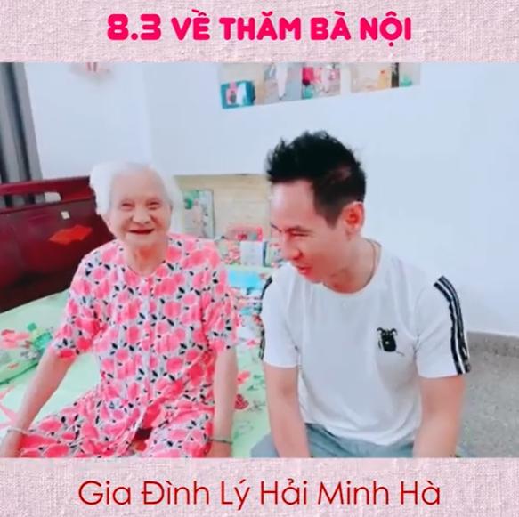 Mắc bệnh tuổi già, mẹ ruột Lý Hải quên mất tên con trai: Hình như cậu cùng dòng họ tôi-1