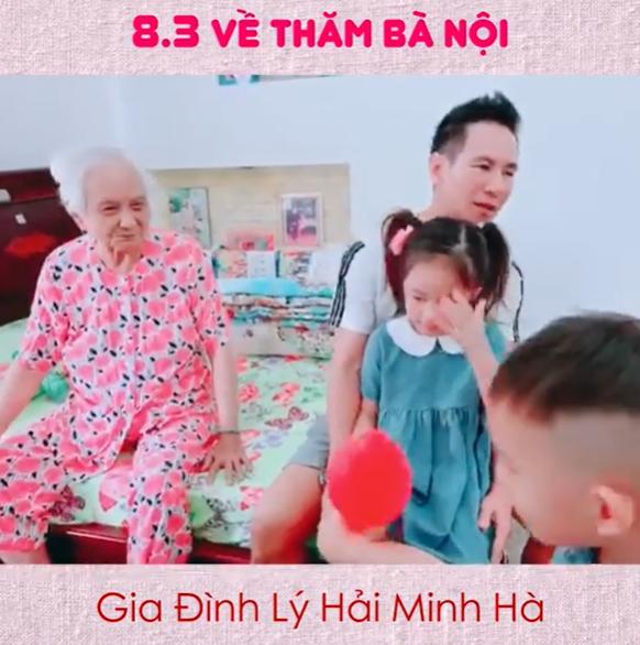 Mắc bệnh tuổi già, mẹ ruột Lý Hải quên mất tên con trai: Hình như cậu cùng dòng họ tôi-4
