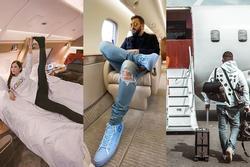 Hội rich kid dùng máy bay riêng, vẫn tiệc tùng, du lịch giữa mùa dịch