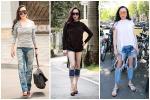 Bộ sưu tập những chiếc quần jeans rách toang, mặc lần nào thảm họa lần đấy của Phượng Chanel