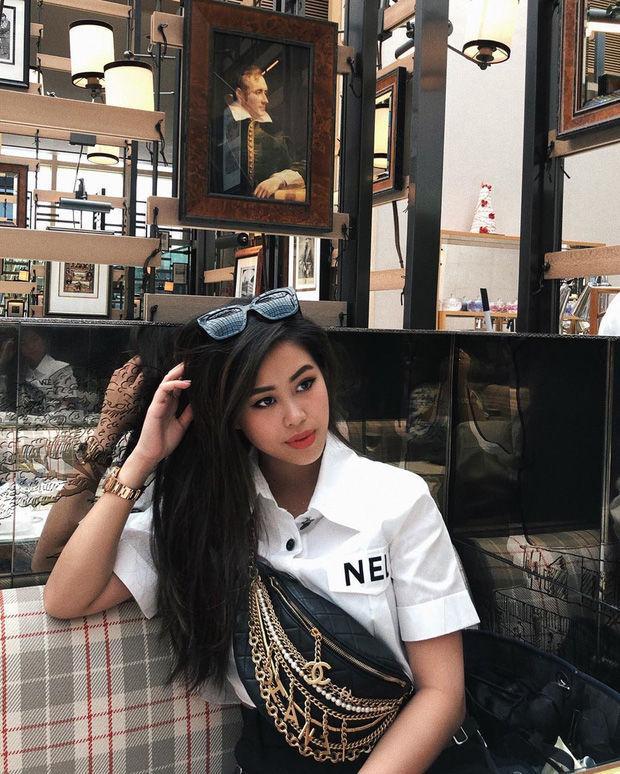 Trước khi cách ly, Tiên Nguyễn sở hữu bộ sưu tập túi hiệu tiền tỷ đẳng cấp hơn cả sao hạng A-7