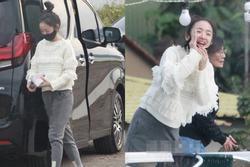 Đại diện Lâm Y Thần phủ nhận tin nữ diễn viên mang thai ở tuổi 38