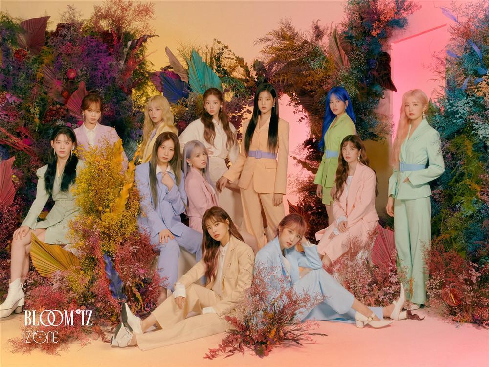 Nối tiếp BTS, IZ*ONE trở thành nhóm nhạc nữ Hàn Quốc đầu tiên đưa concert lên phim-1