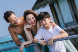 Hồ Ngọc Hà để lại tủ đồ hàng hiệu cho con dâu tương lai