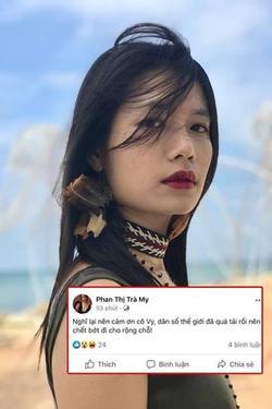 Nữ chính 'Thương nhớ ở ai' bị ném đá vì phát ngôn vô cảm về virus corona: 'Chết bớt đi cho rộng chỗ'
