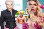 Búp bê Ken đời thực khiến netizen sốc nặng vì body méo mó dị thường, kéo đến ảnh cận mặt mà muốn ngất-9