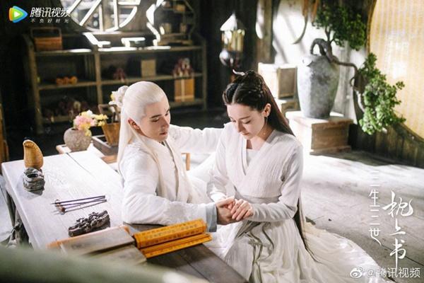 Tam sinh tam thế Chẩm thượng thư: Địch Lệ Nhiệt Ba tiết lộ chuyện lấy chồng sinh con sau khi đóng Phượng Cửu-5