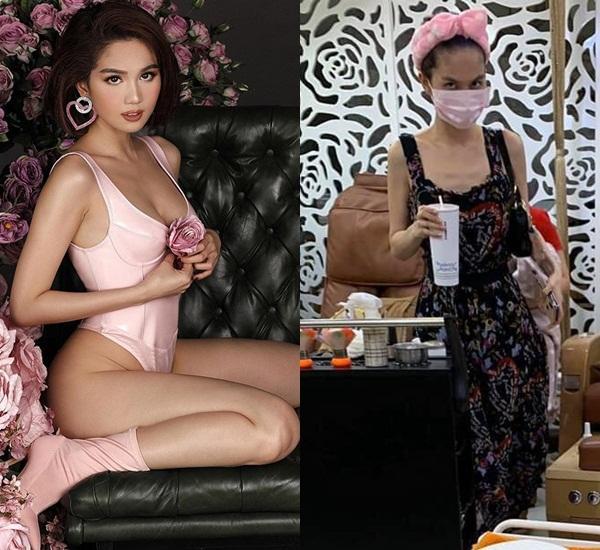 Hết hồn với mỹ nhân Việt: Ảnh tự đăng sexy hết nấc, ảnh bị chụp hiện nguyên hình nhành củi khô-2
