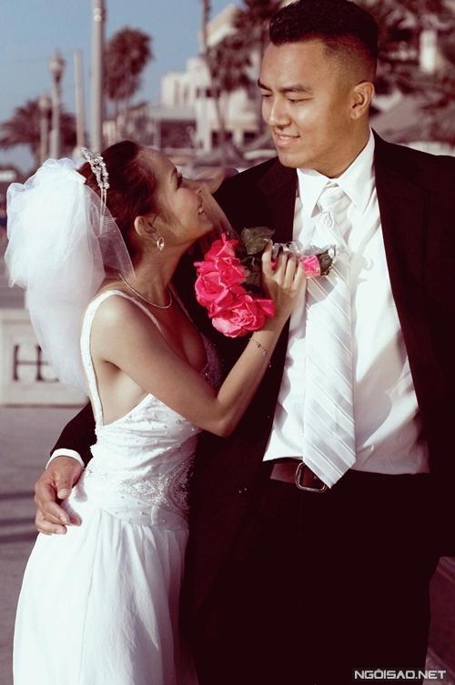 Ảnh cưới của Duy Uyên 10 năm trước-1
