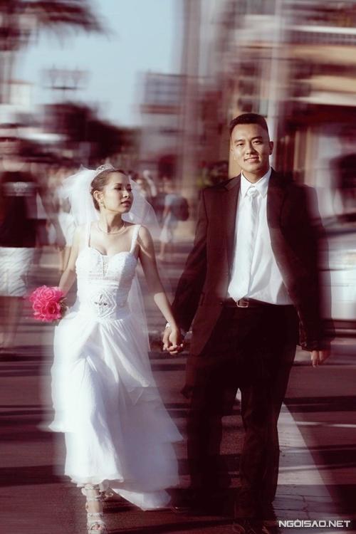 Ảnh cưới của Duy Uyên 10 năm trước-3
