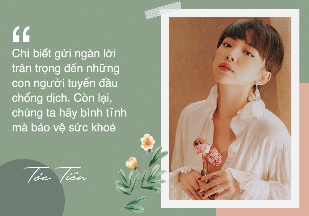 Nghệ sĩ Việt lan tỏa yêu thương thời dịch Covid-19-4