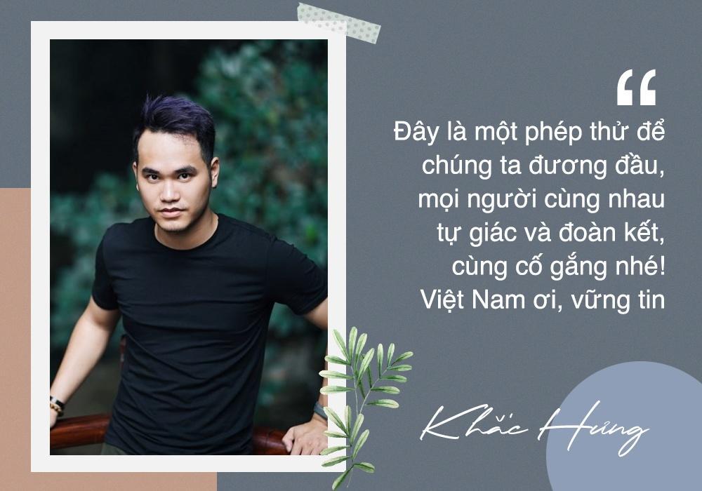 Nghệ sĩ Việt lan tỏa yêu thương thời dịch Covid-19-7