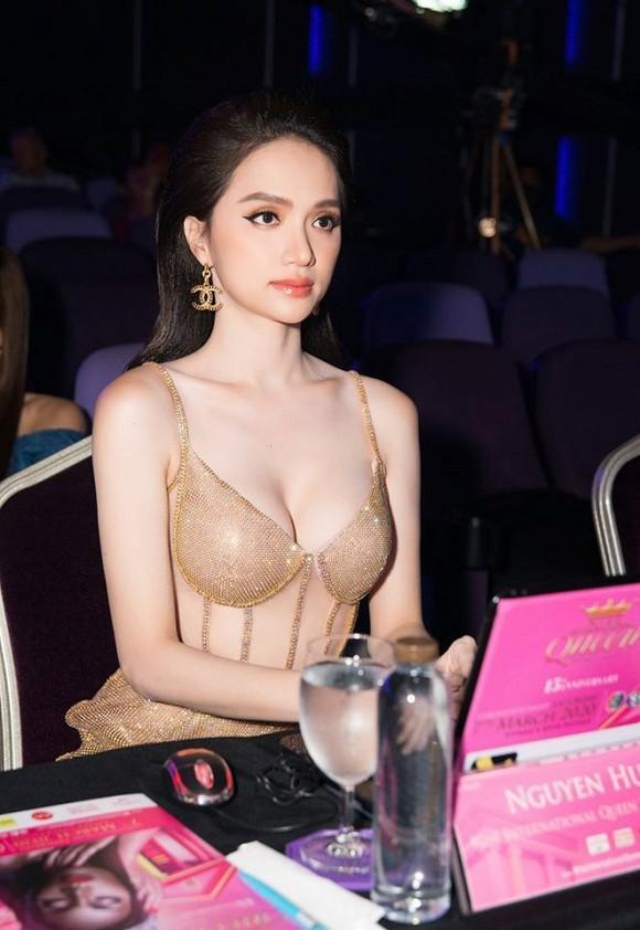 Hoa hậu Chuyển giới Quốc tế 2007 bày tỏ sự ngưỡng mộ với Hương Giang-1