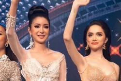 Hoa hậu Chuyển giới Quốc tế 2007 bày tỏ sự ngưỡng mộ với Hương Giang