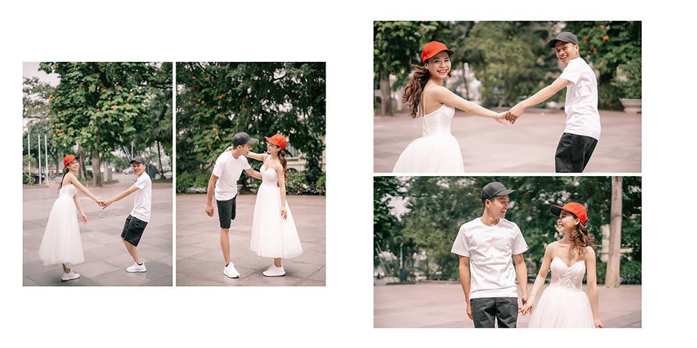 Cặp đôi khuyết tật nổi đình đám MXH Việt khoe ảnh cưới nét căng, đông đảo dân mạng chúc phúc-6