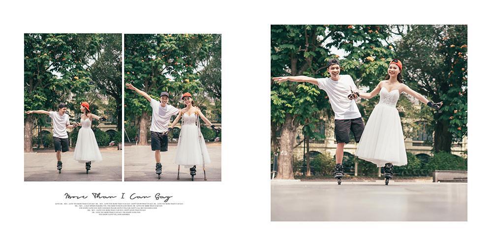 Cặp đôi khuyết tật nổi đình đám MXH Việt khoe ảnh cưới nét căng, đông đảo dân mạng chúc phúc-2