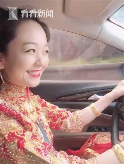 Cô dâu xinh đẹp tự lái xe về nhà chồng làm đám cưới giữa dịch Covid-19, lý do phía sau mới thú vị-2