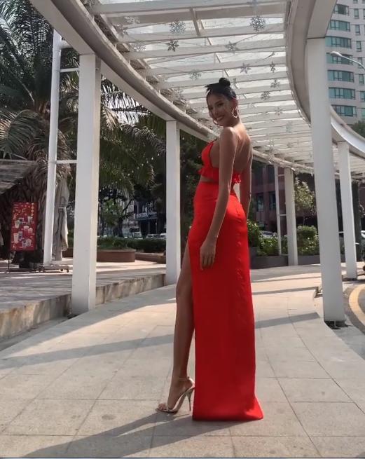 Bamboo Walk mà Hoàng Thùy chưa có cơ hội khoe tại chung kết Miss Universe lợi hại cỡ nào?-2