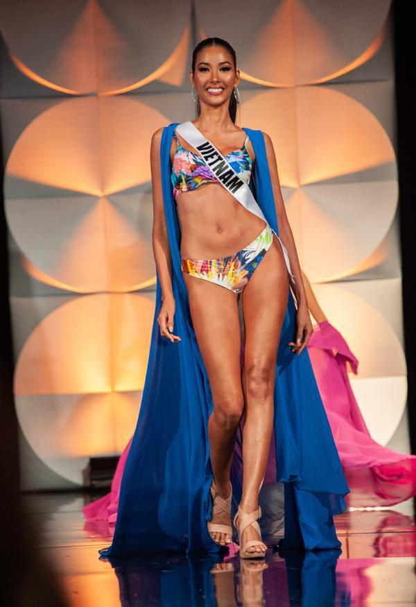 Bamboo Walk mà Hoàng Thùy chưa có cơ hội khoe tại chung kết Miss Universe lợi hại cỡ nào?-4