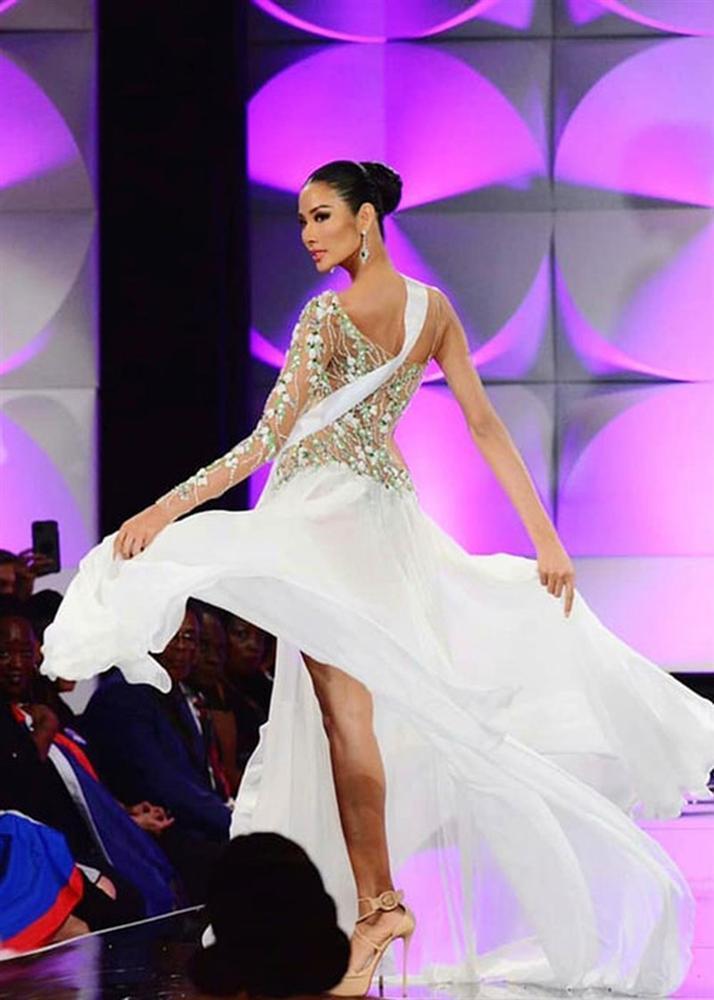 Bamboo Walk mà Hoàng Thùy chưa có cơ hội khoe tại chung kết Miss Universe lợi hại cỡ nào?-6