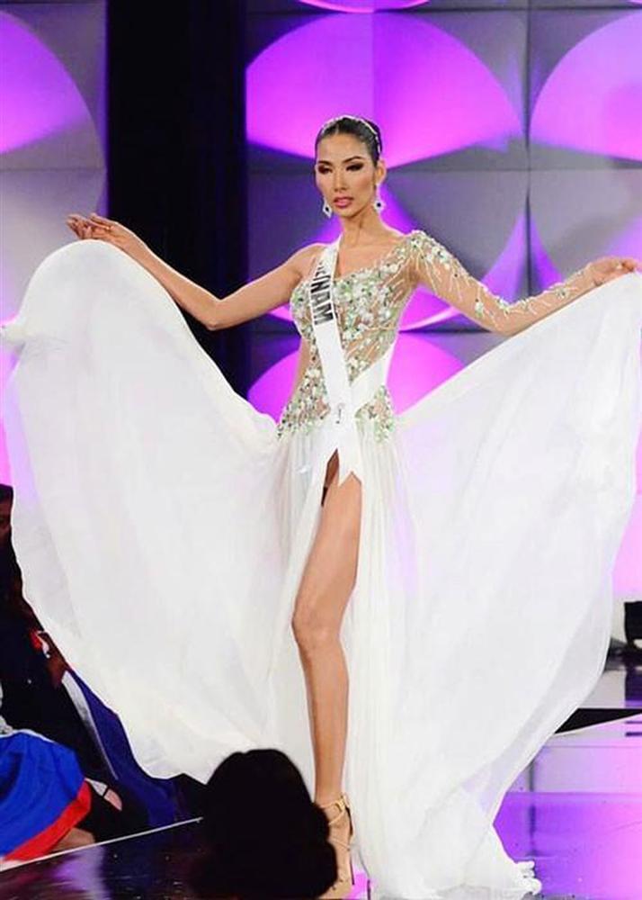 Bamboo Walk mà Hoàng Thùy chưa có cơ hội khoe tại chung kết Miss Universe lợi hại cỡ nào?-5