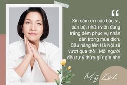Nghệ sĩ Việt lan tỏa yêu thương thời dịch Covid-19