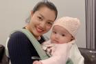 Con gái 5 tháng tuổi của Nguyễn Ngọc Anh
