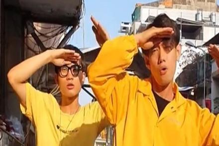 Chàng trai 10X cùng Quang Đăng sáng tạo vũ đạo 'Ghen Cô Vy'