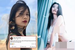 Loạt phát ngôn bị đánh giá vô cảm của diễn viên Trà My trước khi 'cảm ơn cô Vy giúp dân chết bớt'
