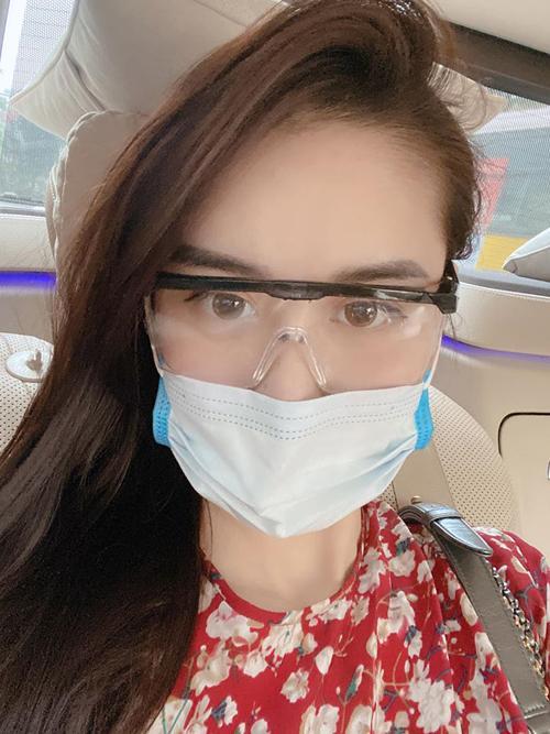 Mỹ nhân Việt lăng-xê kính bảo hộ chống virus corona sành điệu bất ngờ-4