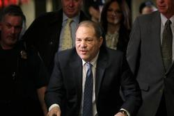 Harvey Weinstein bị kết án 23 năm tù giam vì tội hiếp dâm