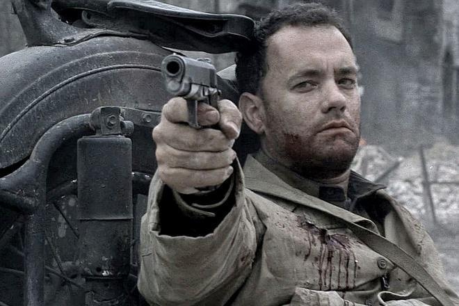 Tom Hanks từng chiến thắng nghịch cảnh trên màn ảnh ra sao?-4