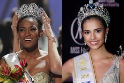 Leila Lopes gây sốc khi nhắn đương kim Hoa hậu Siêu quốc gia: 'Hãy thi Hoa hậu Hoàn vũ'