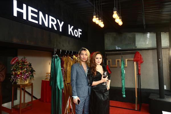 Ra mắt thương hiệu thời trang cao cấp Henry KoF-1