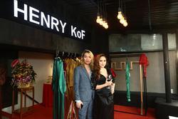 Ra mắt thương hiệu thời trang cao cấp Henry KoF