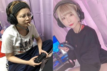 Nữ game thủ Nhật Bản gây tranh cãi khi công khai ảnh mặt mộc